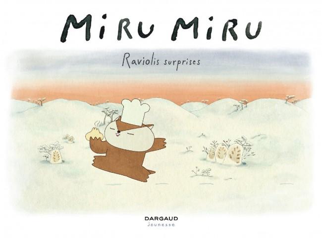 Couverture de Miru Miru -1- Raviolis surprises
