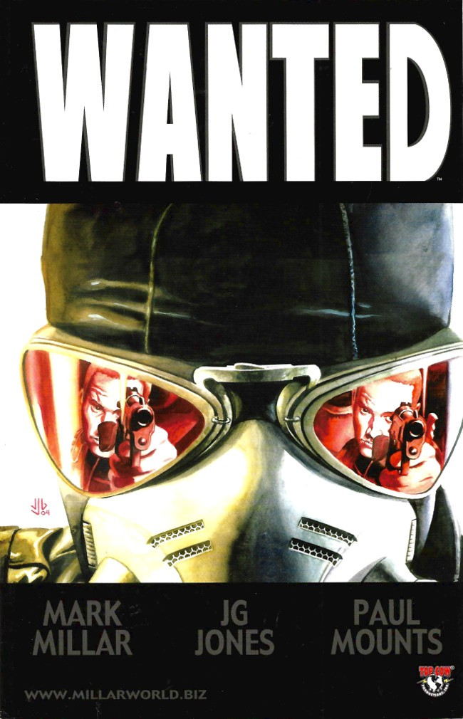 Couverture de Wanted (2003) -INT- Wanted