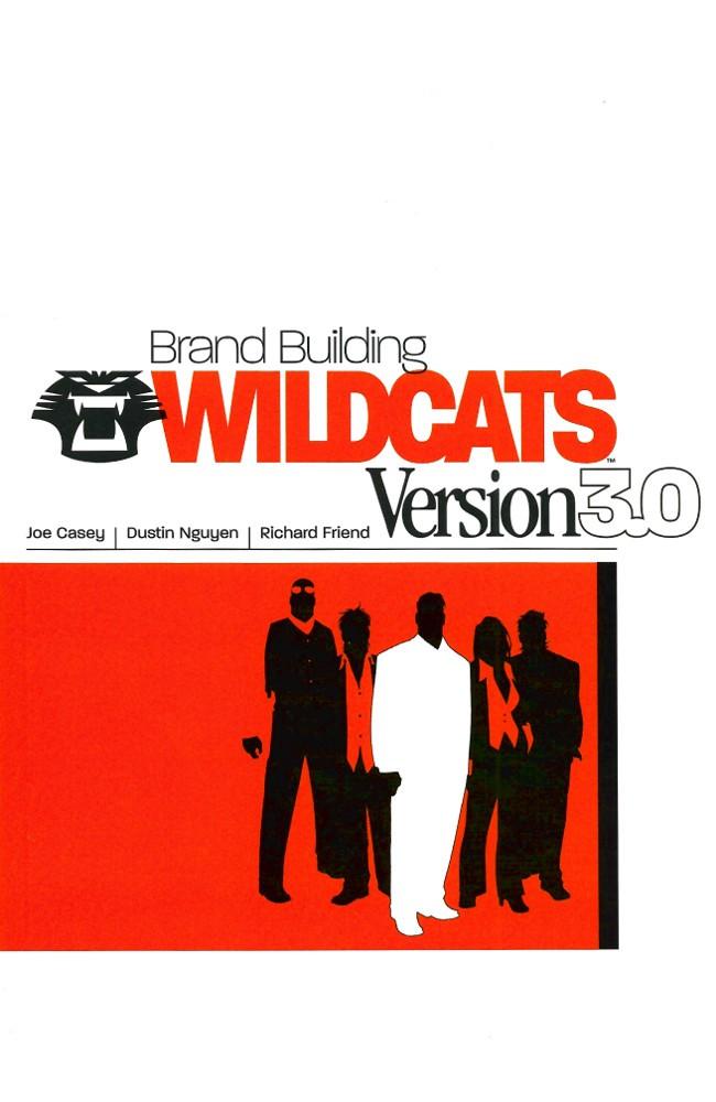 Couverture de Wildcats Version 3.0 (2002) -INT01- Brand Building