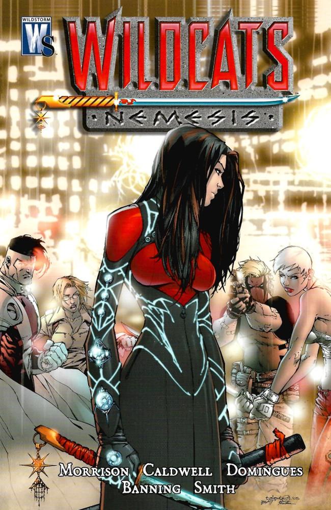 Couverture de Wildcats: Nemesis (2005) -INT- Nemesis