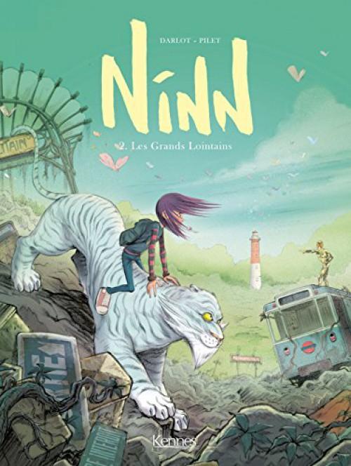 Couverture de Ninn -2- Les Grands Lointains