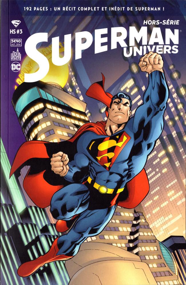 Couverture de Superman Univers -HS03- Endgame