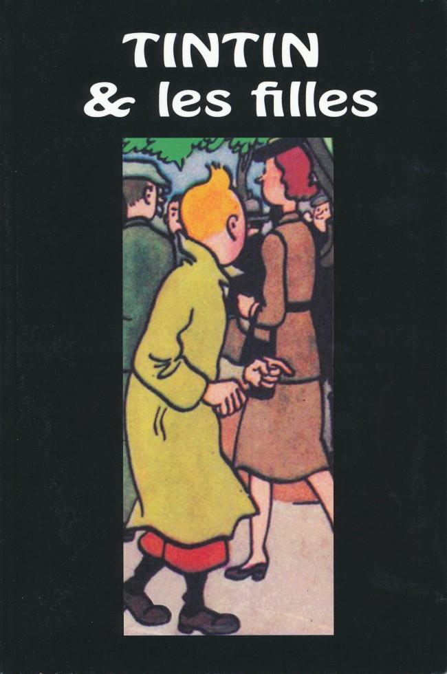 Couverture de Tintin - Divers - Tintin & les filles