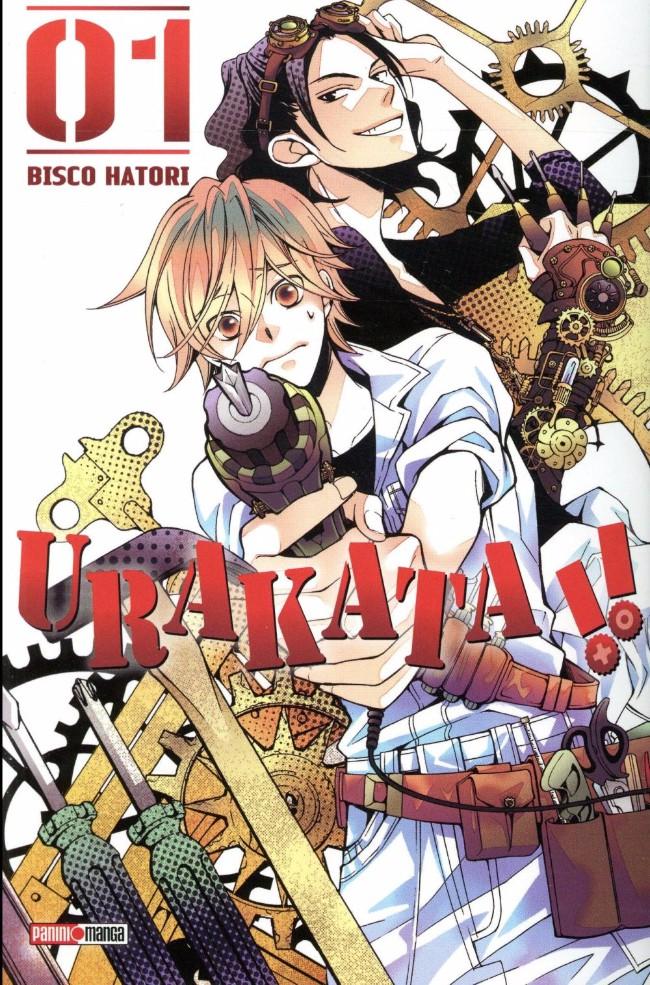 Couverture de Urakata !! -1- Tome 1