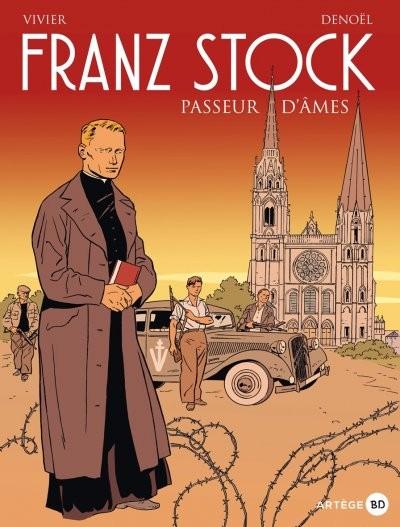 Couverture de Franz Stock - Franz Stock - Passeur d'âmes