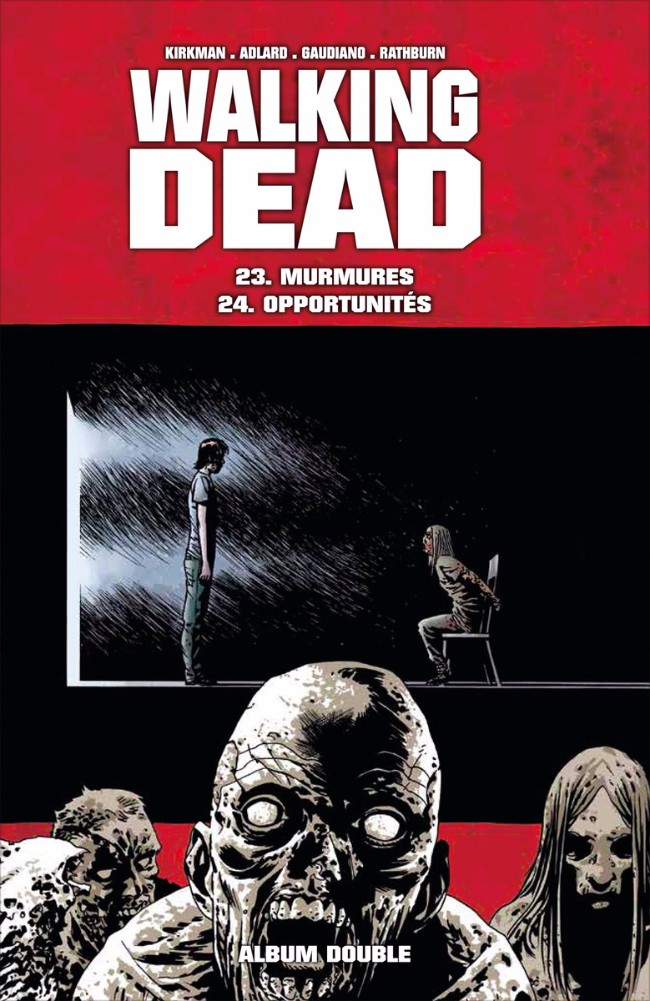 Couverture de Walking Dead -FL12- Murmures - Opportunités