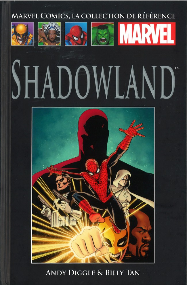 Couverture de Marvel Comics - La collection (Hachette) -6970- Shadowland