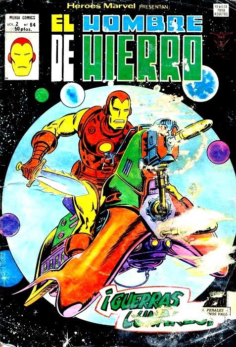 Couverture de Héroes Marvel (Vol.2) -64- ¡Guerras lunares!