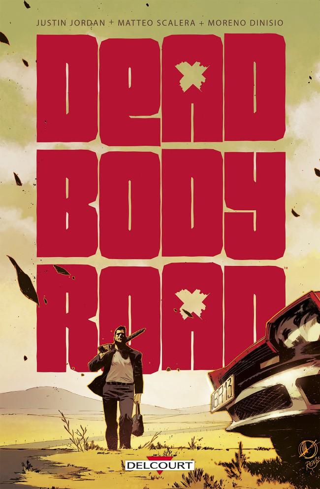 Couverture de Dead Body Road