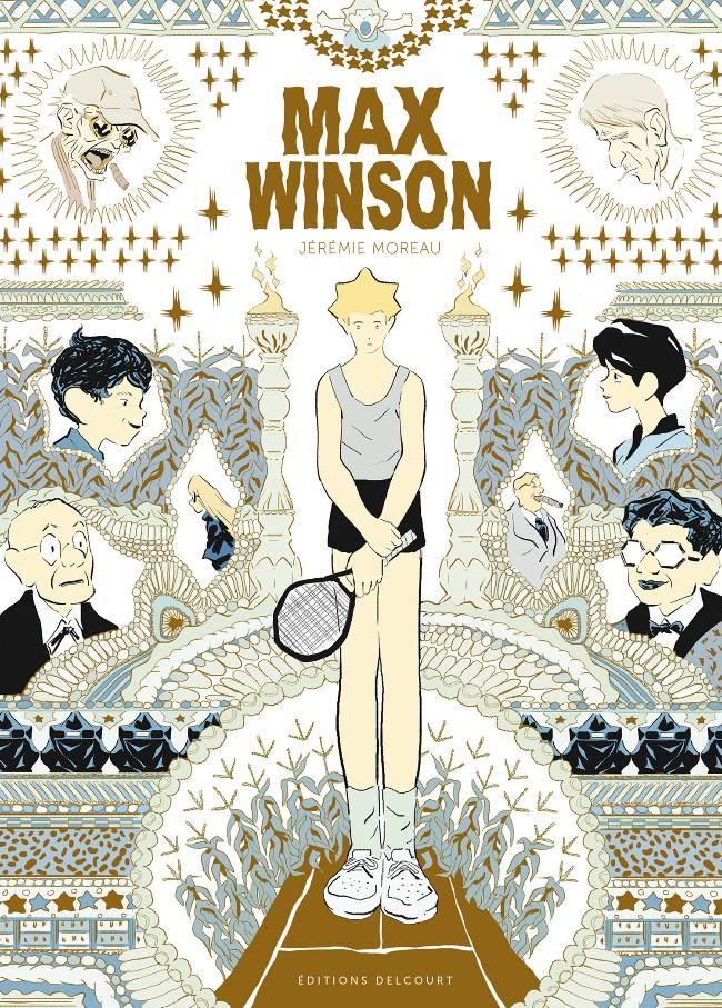 Couverture de Max Winson - Tome INT