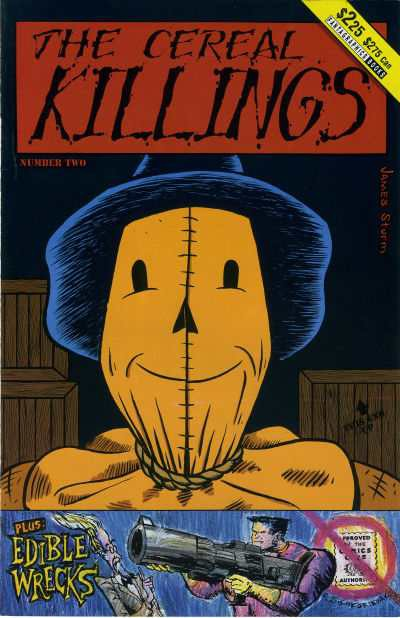 Couverture de The cereal Killings -2- A Dying Breed
