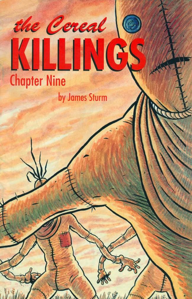 Couverture de The cereal Killings -9- Testament