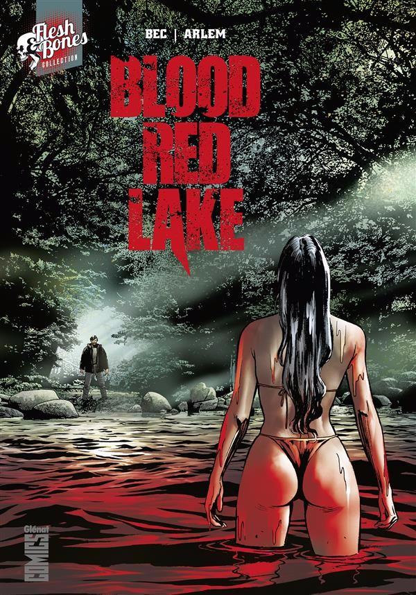 Blood Red Lake One shot PDF