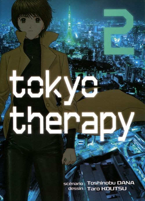 Couverture de Tokyo Therapy -2- Tome 2