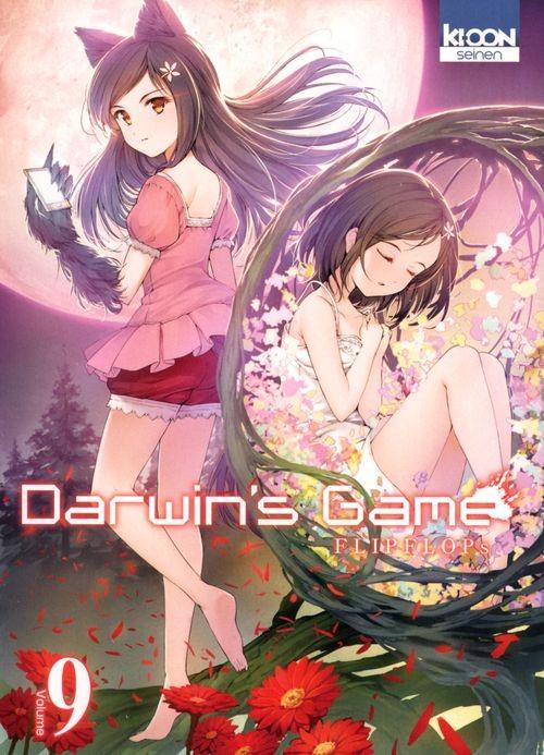 Couverture de Darwin's Game -9- Tome 9