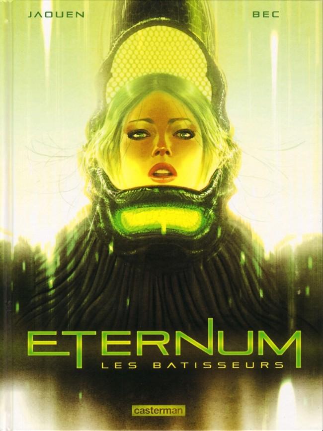 Couverture de Eternum -2- Les Bâtisseurs