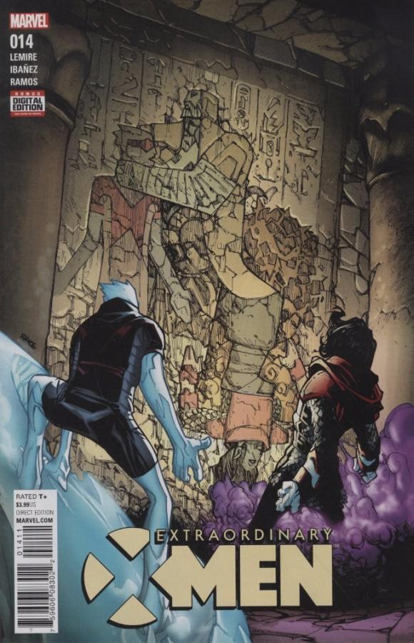 Couverture de Extraordinary X-Men (2016) -14- Extraordinary X-Men #14