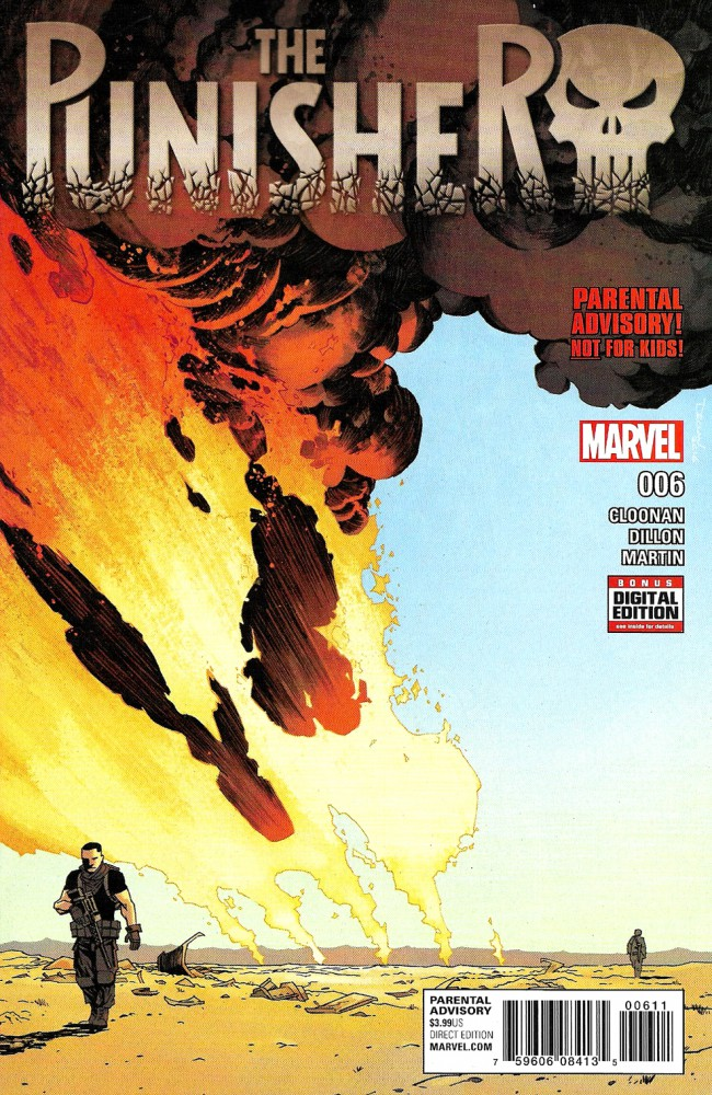 Couverture de Punisher (2016) (The) -6- Issue 6