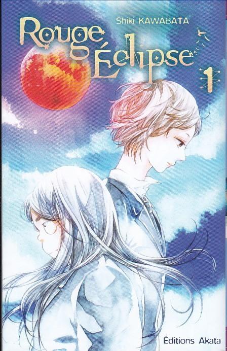 Couverture de Rouge Éclipse -1- Volume 1