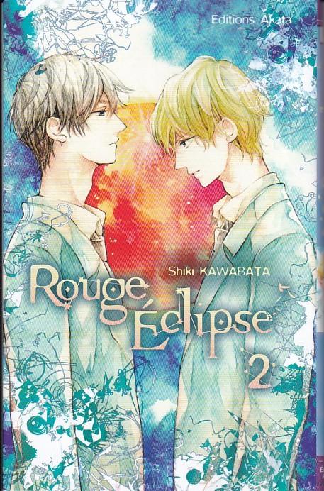 Couverture de Rouge Éclipse -2- Volume 2