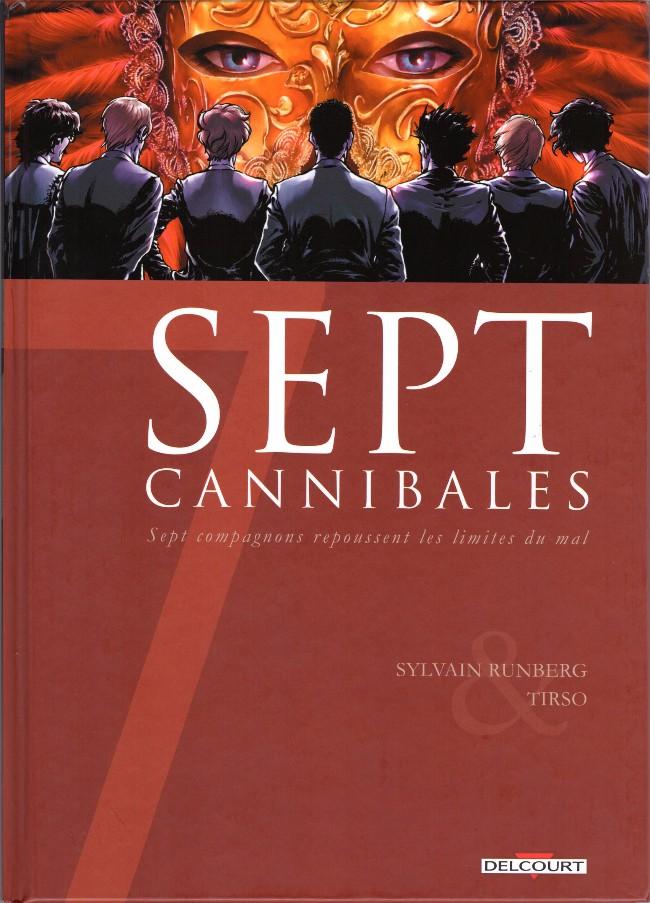 Couverture de Sept -19- Sept cannibales