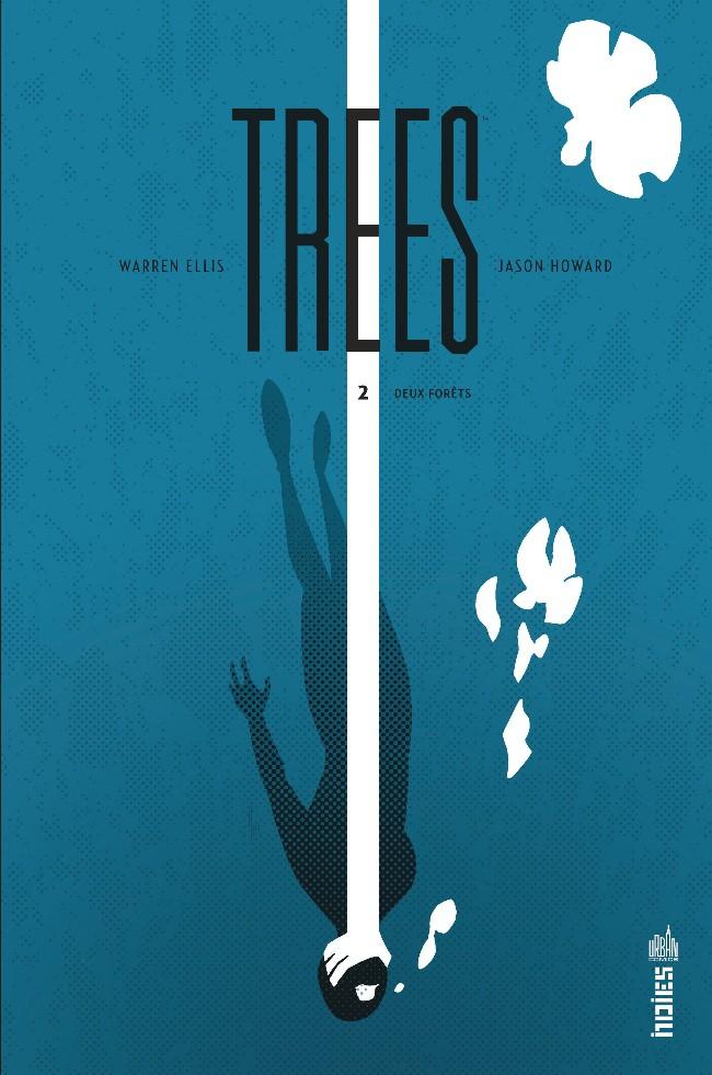 Couverture de Trees -2- Deux forêts