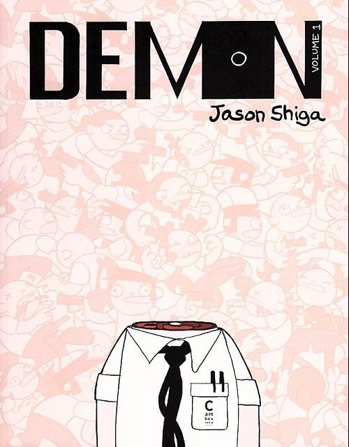 Couverture de Demon (Shiga) -1- Demon