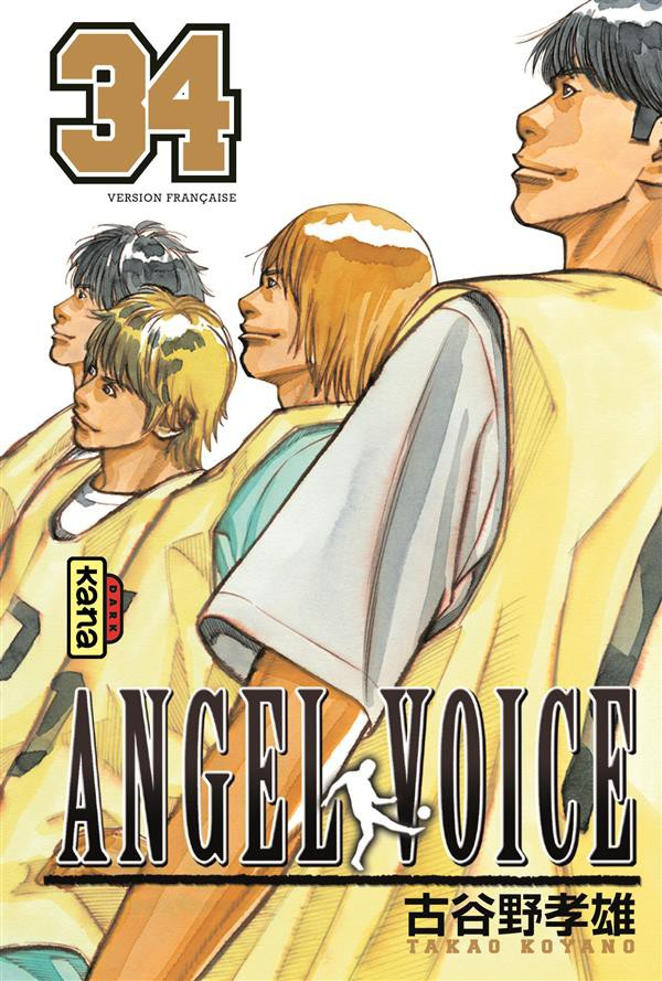 Couverture de Angel Voice -34- Tome 34