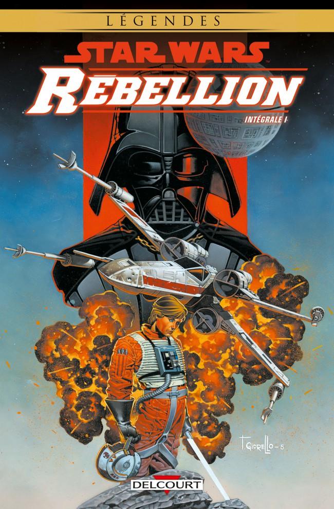 Star Wars Rebellion Intégrale 1 PDF