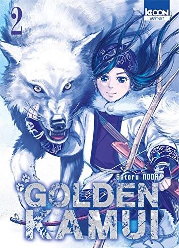 Couverture de Golden Kamui -2- Tome 2