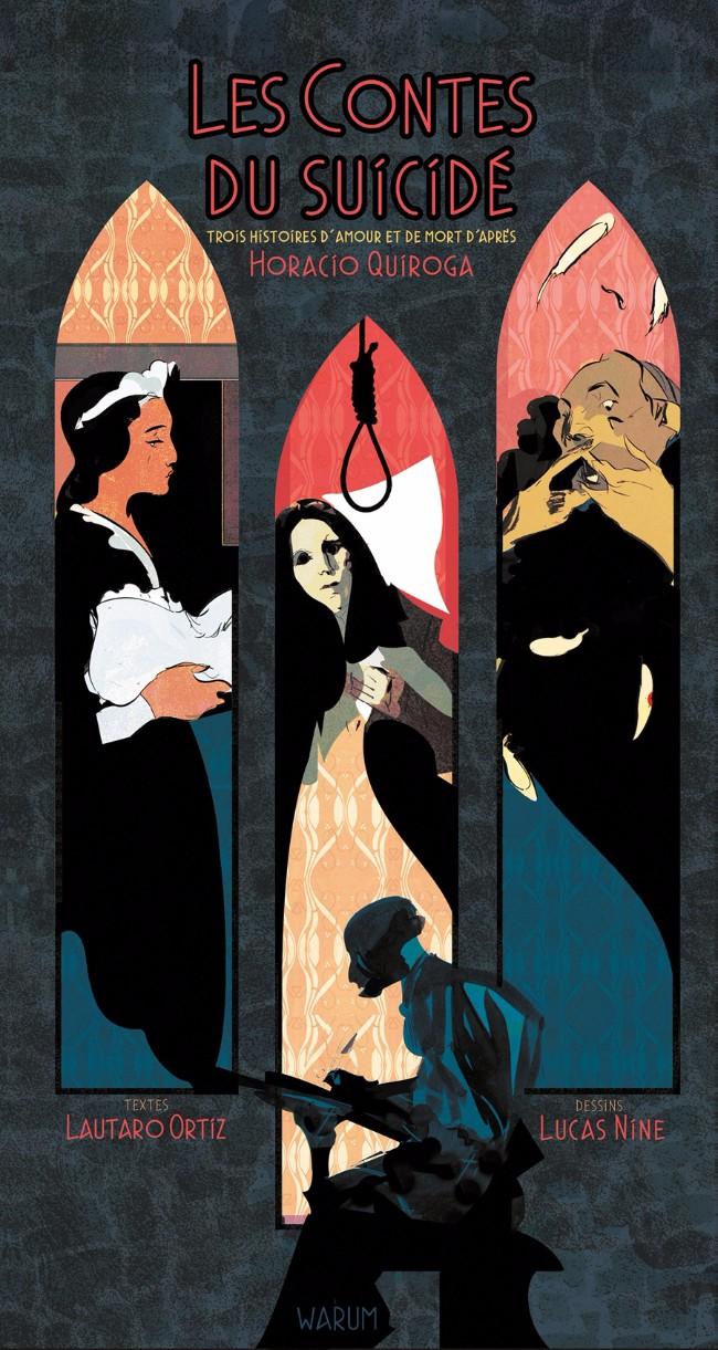 Couverture de Les contes du suicidé - Les Contes du suicidé