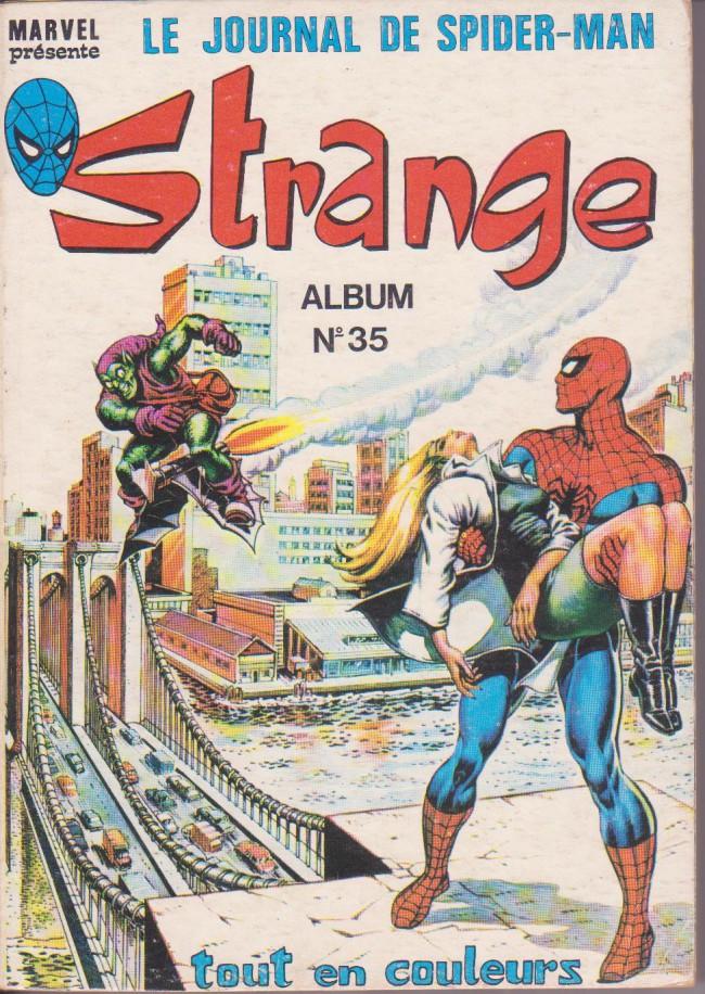 Couverture de Strange -Rec035- Album N°35 (du n°104 au n°106)
