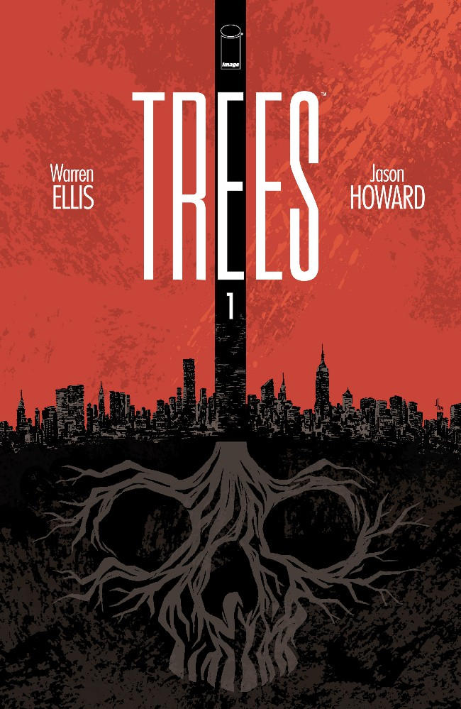 Couverture de Trees (2014) -1- All This is Normal