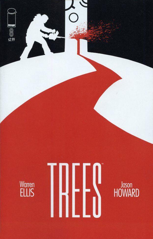 Couverture de Trees (2014) -8- Next: Two Forests