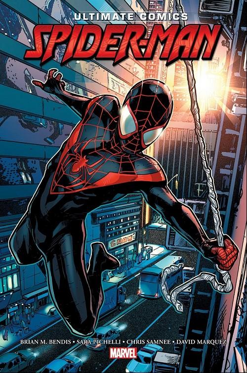 Couverture de Ultimate Comics Spider-Man - Tome 1