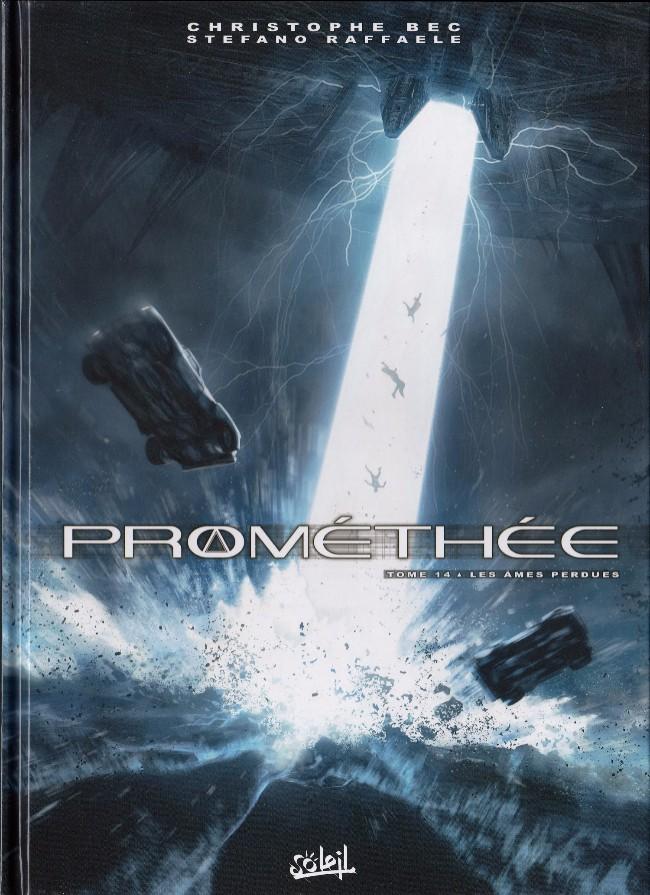 Couverture de Prométhée -14- Les Âmes perdues