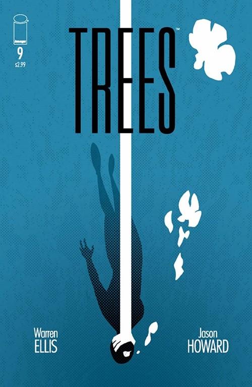 Couverture de Trees (2014) -9- Steps We Take