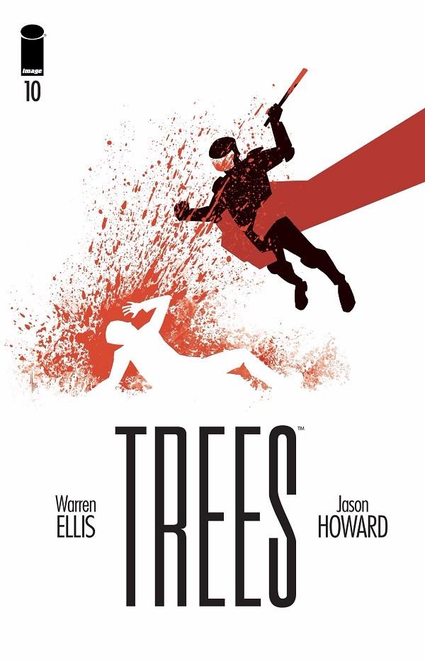 Couverture de Trees (2014) -10- The Little Things