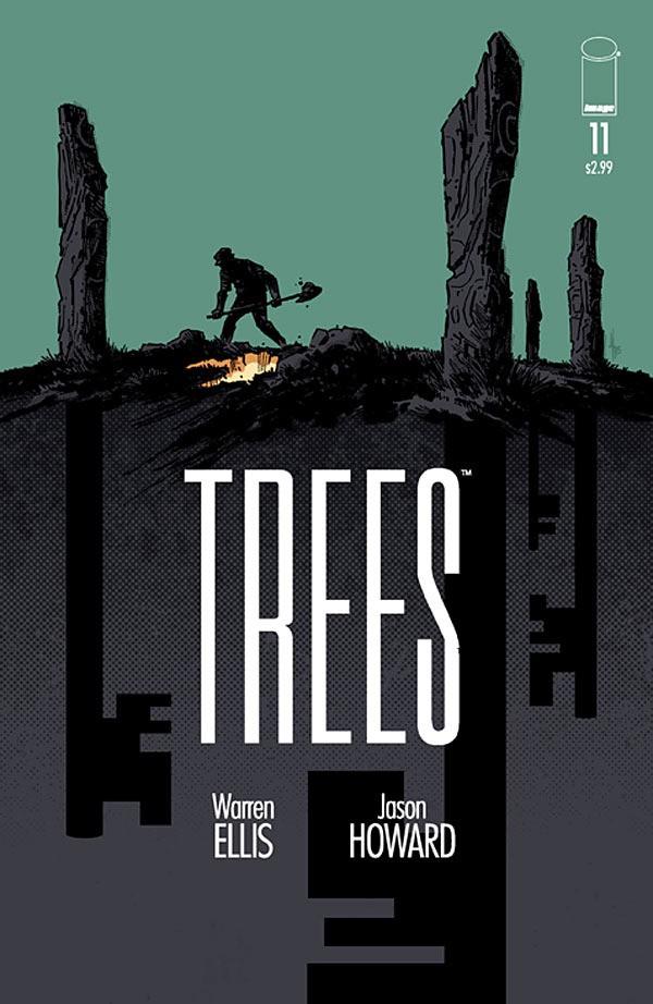 Couverture de Trees (2014) -11- The Whole Deal
