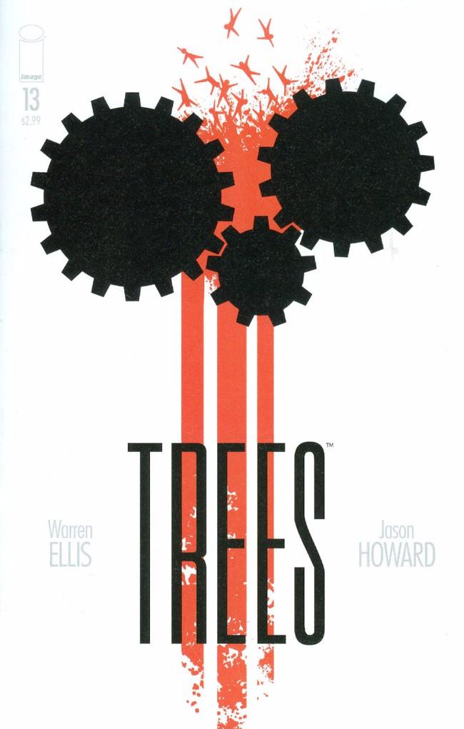 Couverture de Trees (2014) -13- In the Trap