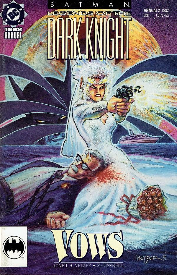 Couverture de Batman: Legends of the Dark Knight (1989) -AN02- Vows