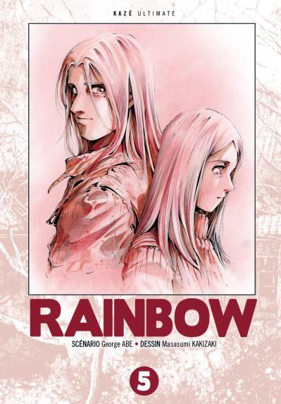 Couverture de Rainbow -INT5- Tome 5