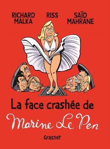 La Face crashée de Marine Le Pen au format PDF