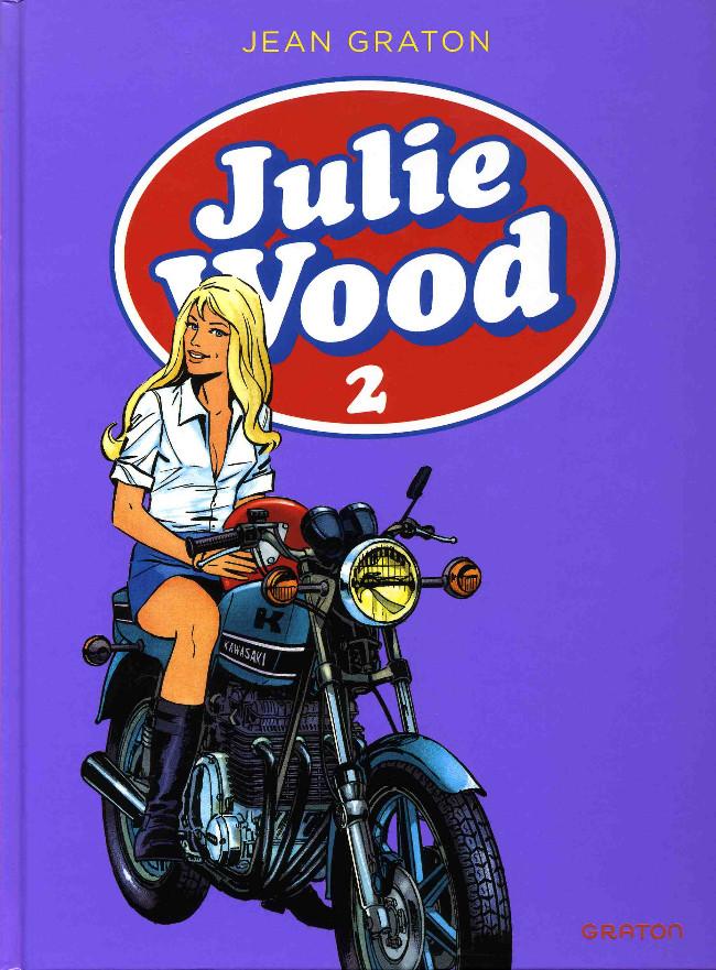 Couverture de Julie Wood -INT2- Intégrale 2