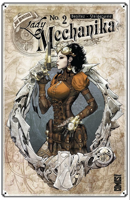 Lady Mechanika Tome 2 PDF