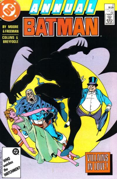 Couverture de Batman Vol.1 (DC Comics - 1940) -AN11- Villains in Love!