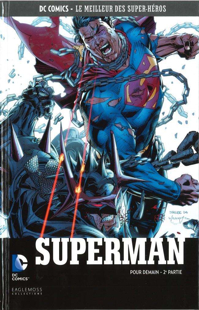 Couverture de DC Comics - Le Meilleur des Super-Héros -32- Superman - Pour demain - 2e Partie