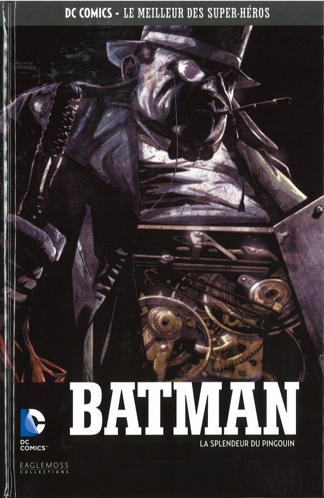 Couverture de DC Comics - Le Meilleur des Super-Héros -33- Batman - La Splendeur du Pingouin