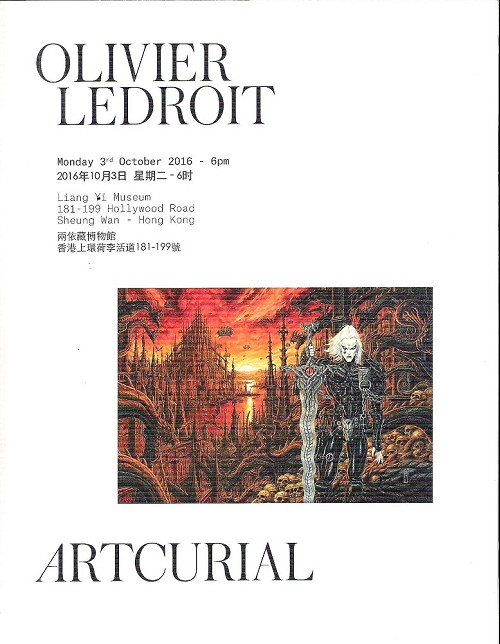 catalogues ventes aux ench res artcurial artcurial olivier ledroit monday 3rd october. Black Bedroom Furniture Sets. Home Design Ideas