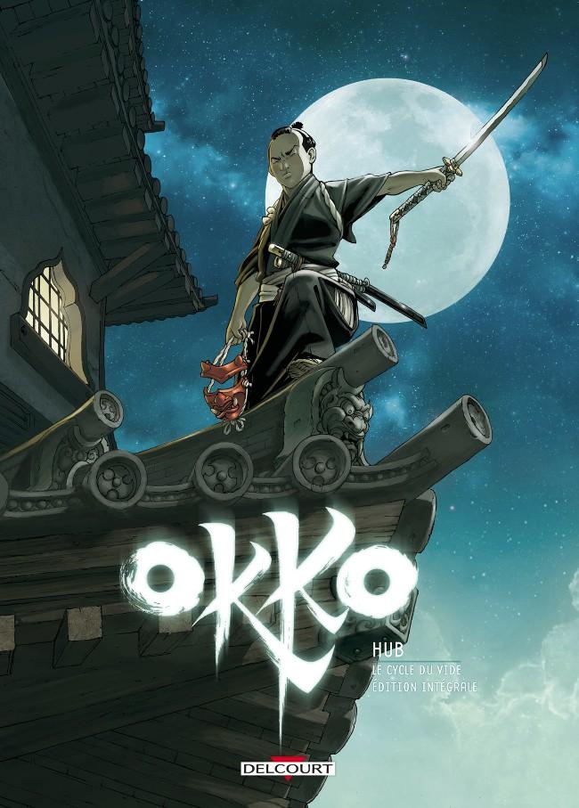Couverture de Okko -INT5- Le Cycle du vide - Édition intégrale